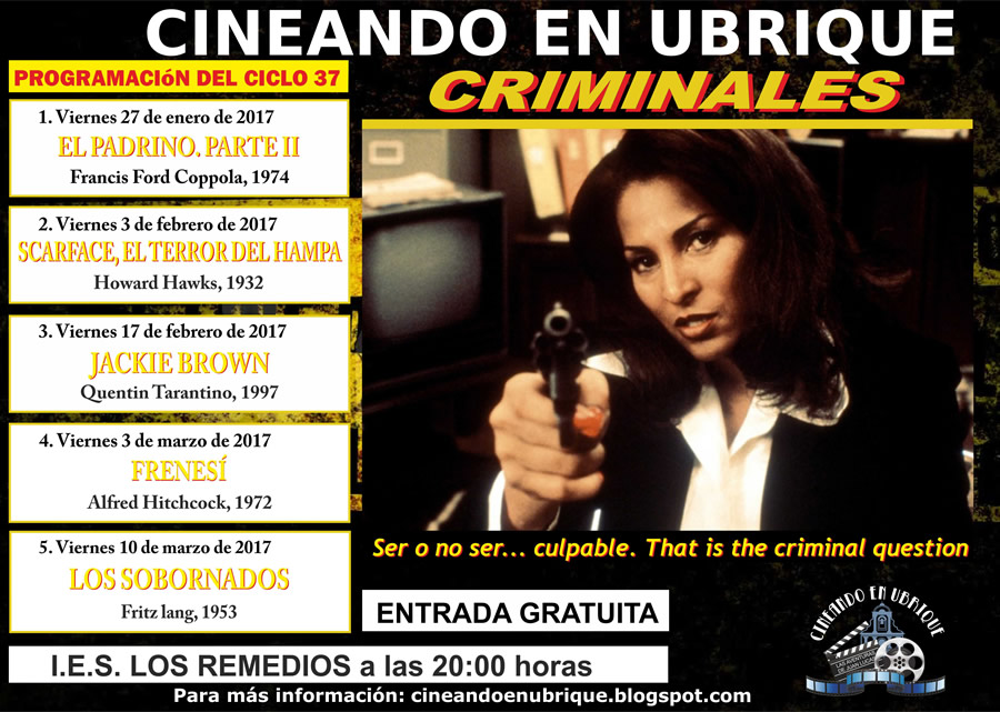 cartel cineando ubrique ciclo 37