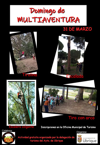cartel domingo multiaventura p