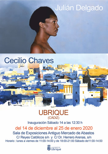 cartel expo julian delgado cecilio chaves p